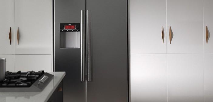 Sultry Stylish Grey Kitchen