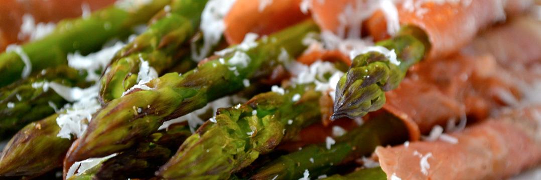 Asparagus Prosciutto Wraps