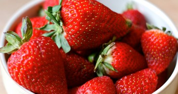 Delicious Summer Strawberries