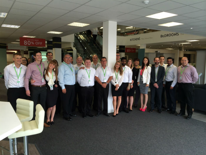 Wren Kitchens Thanet Store Team