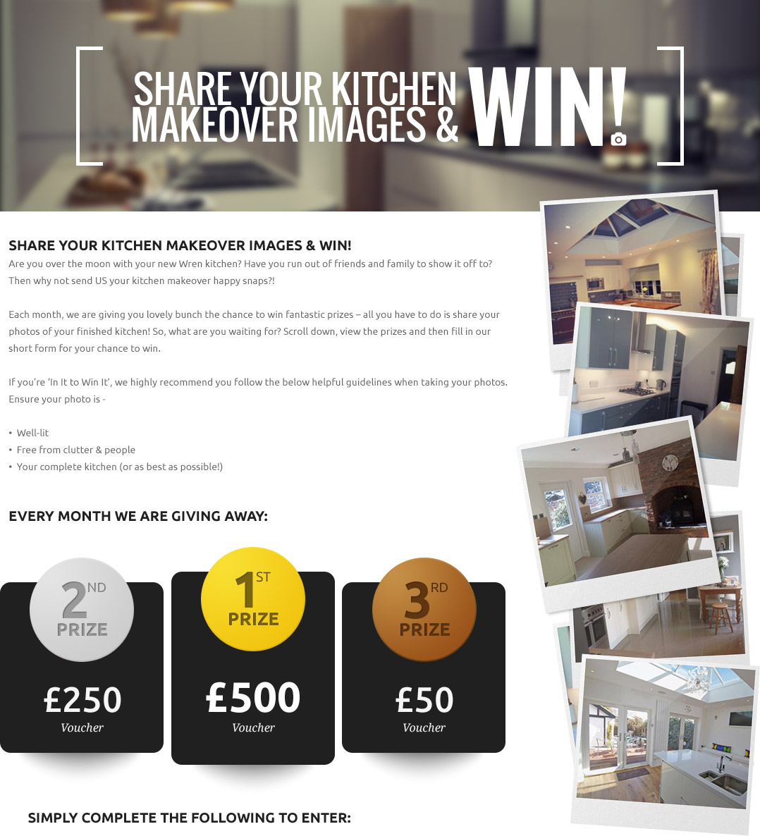 Share Your Kitchen Makeover Images