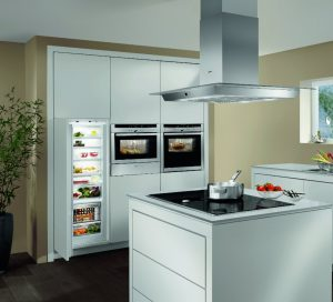 Modern Kitchen with Neff Cooker Oven Fridge