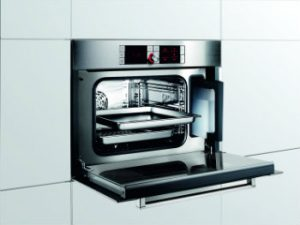 Steamer Oven From Bosch