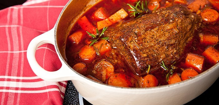 how to cook silverside roast beef in oven