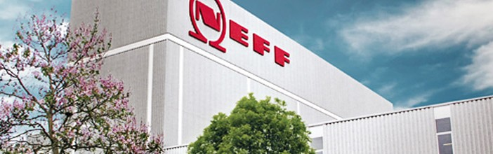 Neff Factory and Logo