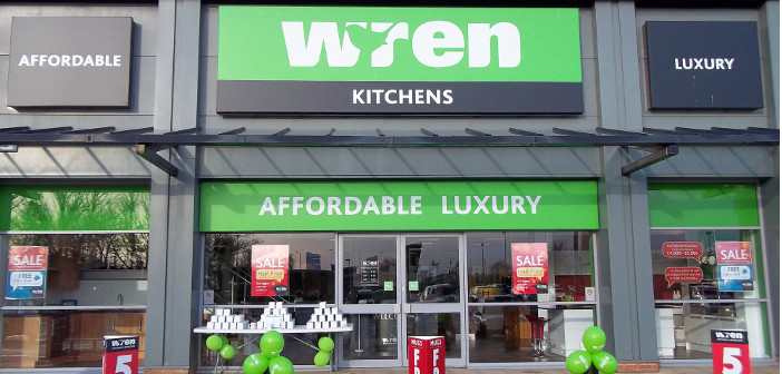 Wren Kitchens Darlington Showroom