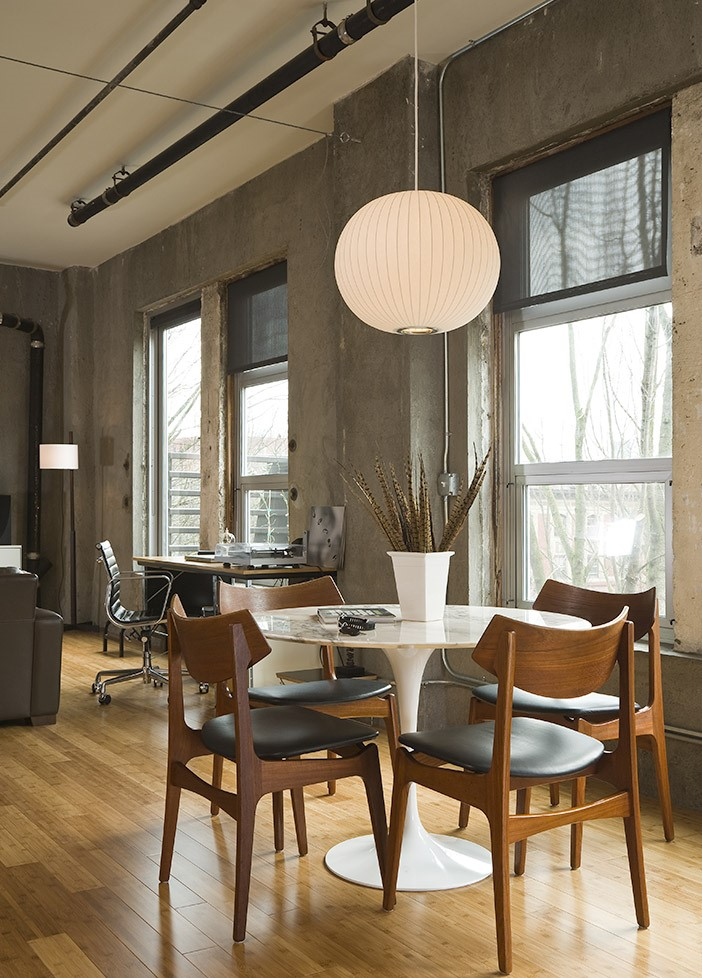 Industrial Design Kitchen Table Contemporary Lighting