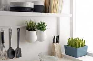 Hanging Utensils of Walls for Storage