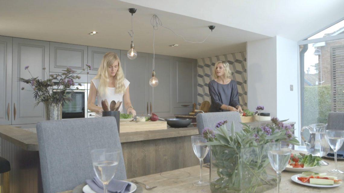 Linda Barker Loves Unique Kitchen Designs