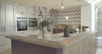 Linda Barker's New Wren Kitchen