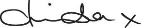 Linda Barker Signature