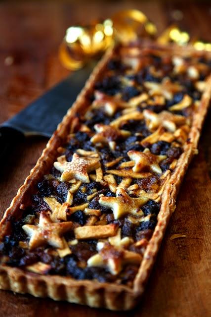 Donal Skehan's Mince Pie Slice