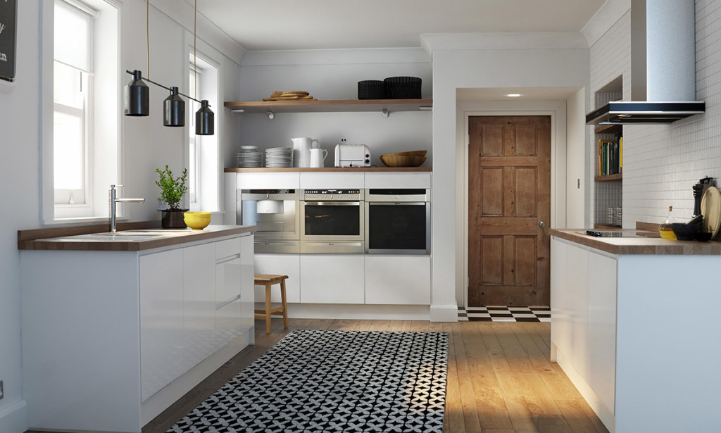 Creating A Scandinavian Kitchen Diner Wren Kitchens Blog