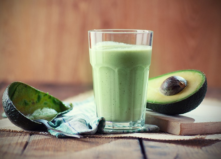 Nutritious Green Avocardo Smoothie