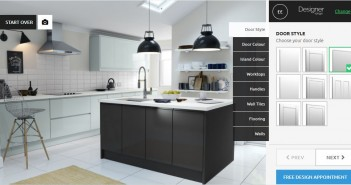 Wren's New Kitchen Design Tool