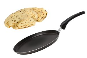 Tossing Pancakes Frying Pan
