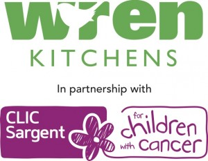 CLIC Sargent Wren Kitchens Charity Partner