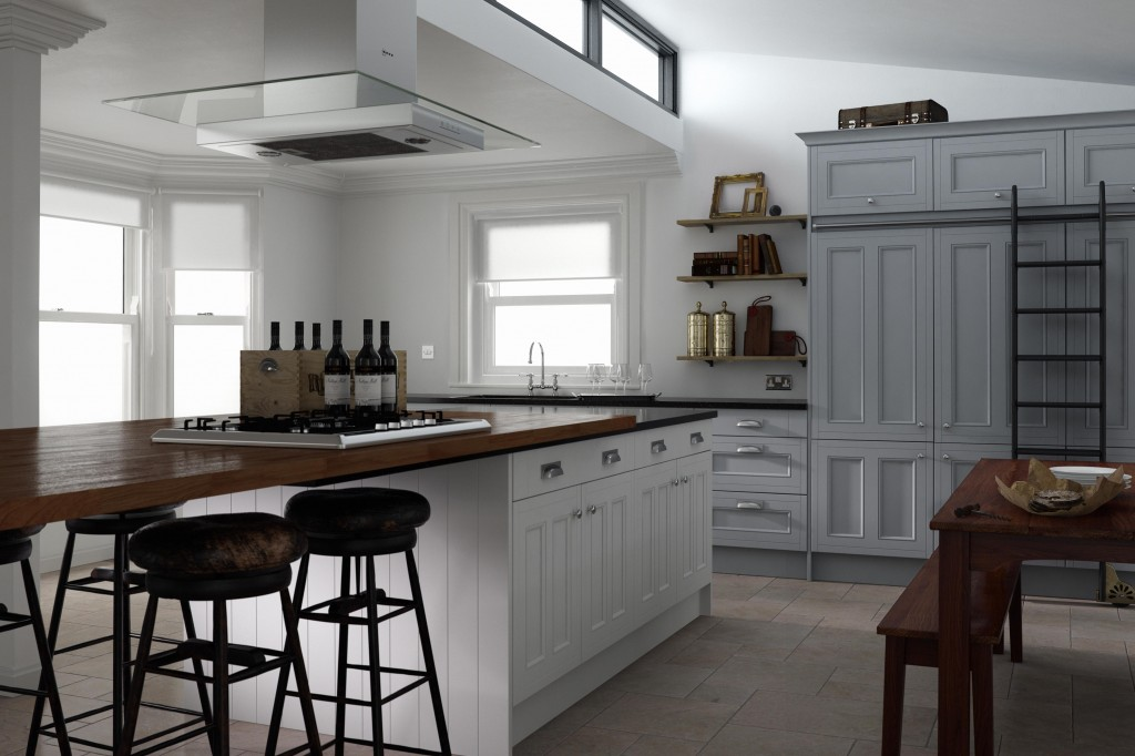 Wren Linda Barker Country Kitchen