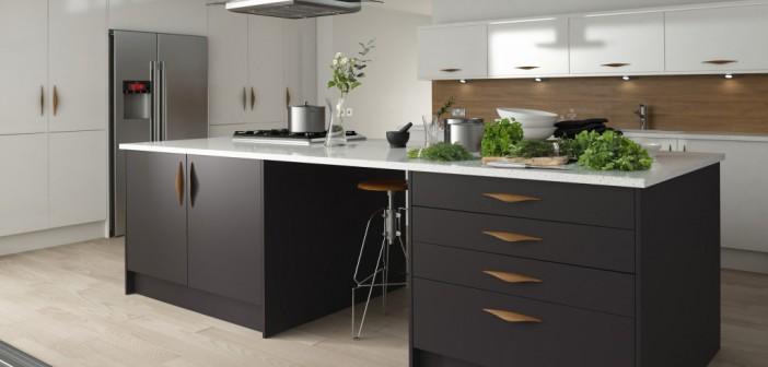 Tips For Designing A Striking Black Kitchen Wren