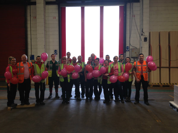 Manufacturing Team at Scunthorpe in Fancy Dress
