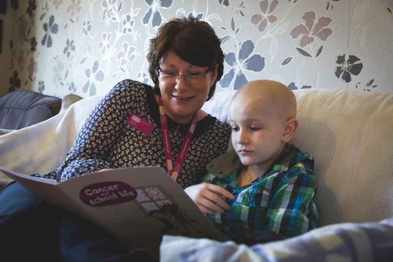 CLIC Sargent Charity Helping Children With Cancer