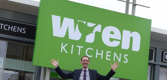 Wren Kitchens Showroom Stoke