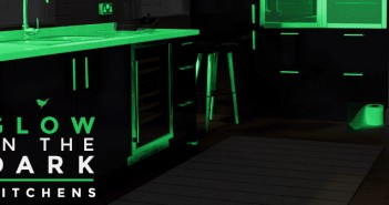 Wren Glow In The Dark Kitchen