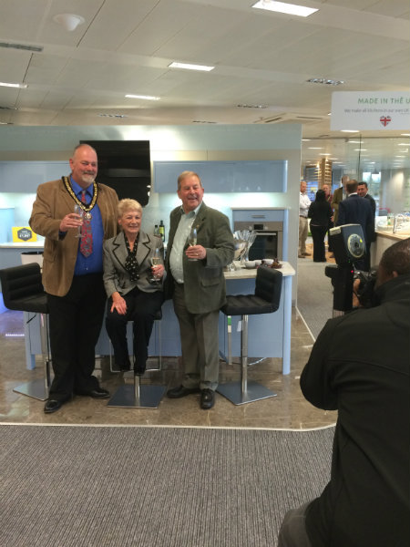 Mayors of Barton Opens Wren Trainnig Academy