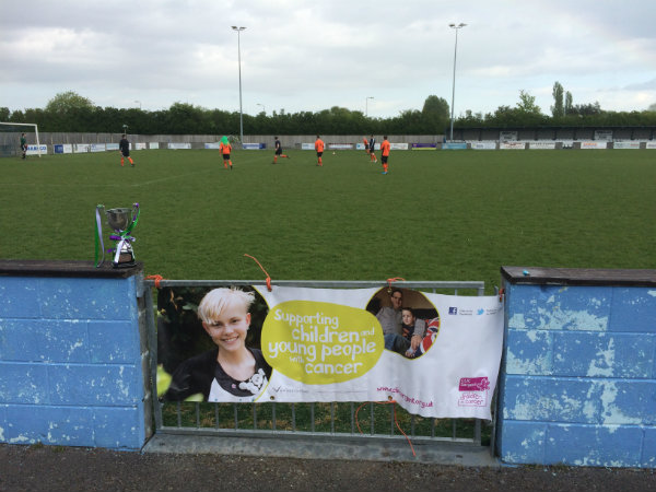 Wren Kitchens CLIC Sargent Charity Football Match