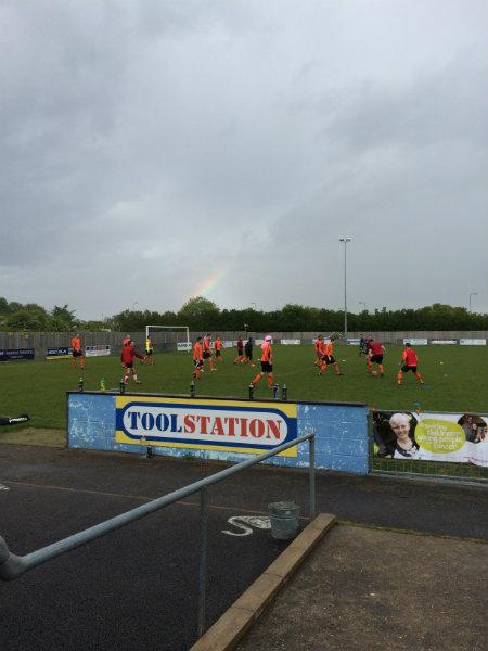 Wren Kitchen Verses Barton Town Charity Football