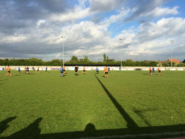 Sun Out Wren Kitchens Chairty Football Match