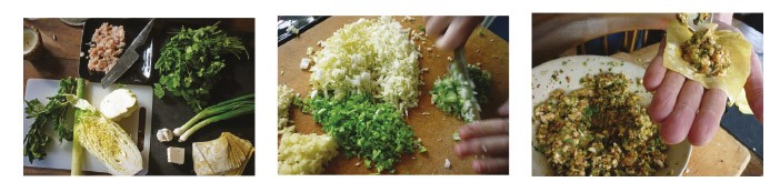 Linda Barker Dim Sum Cooking Instructions
