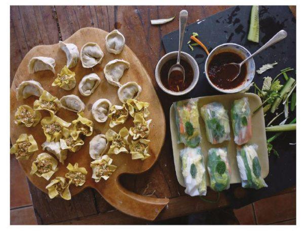 Linda Barker Delicious Dim Sum Recipe