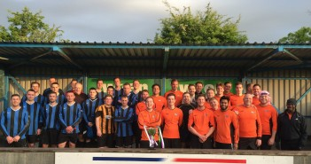 Wren Barton Verses Scunthorpe Charity Football Match