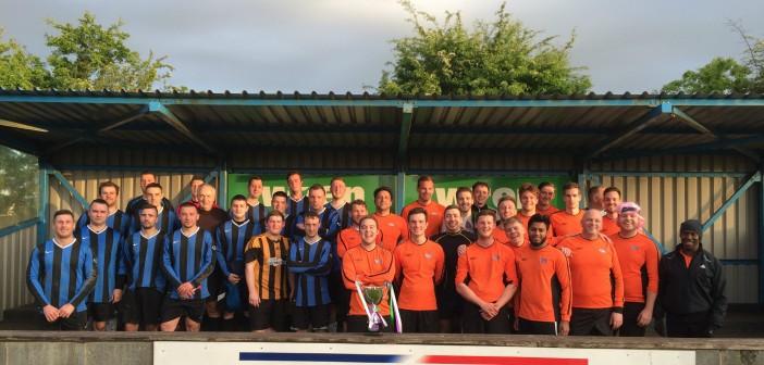 Wren Barton Verses Scunthorpe Charity Football Match