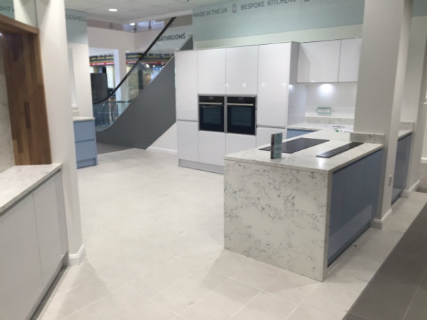 Linda Barker Kitchen Granite Worktops Poole