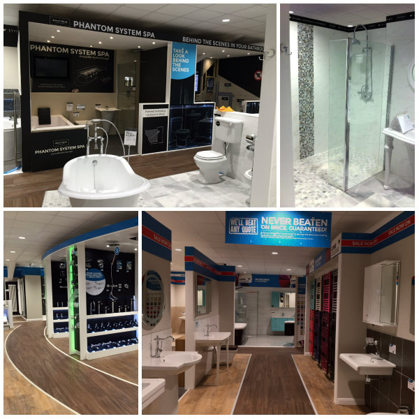 Wren Bathroom Showroom in Poole