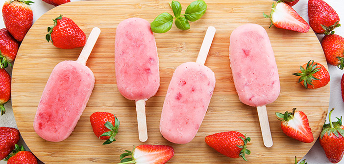 Summertime Kitchen Ice Lollies