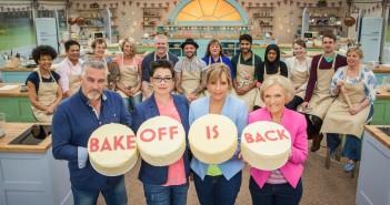 Wren Kitchen British Bake-Off Giveaway