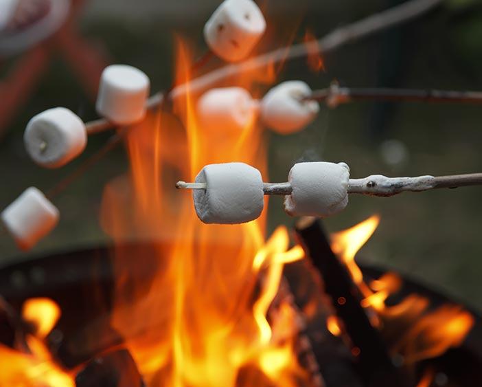 Toasted Marshmellows BBQ