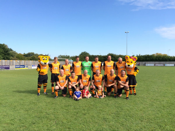 Hull City Legends Charity Football Match