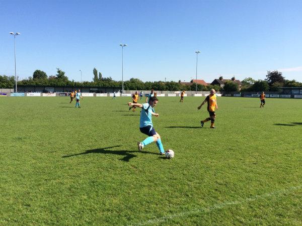 Wren Kitchens Charity Football Match