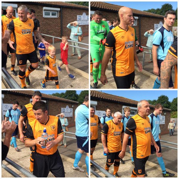 Wren Kitchen's Charity Football Match
