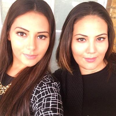 Jasmine and Kirsty - Soeurs de Luxe