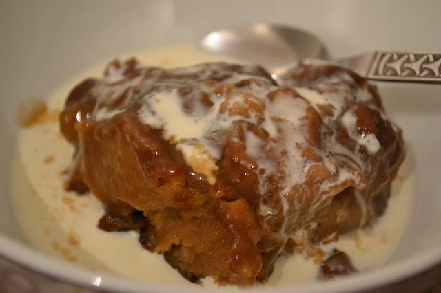 half hour pudding
