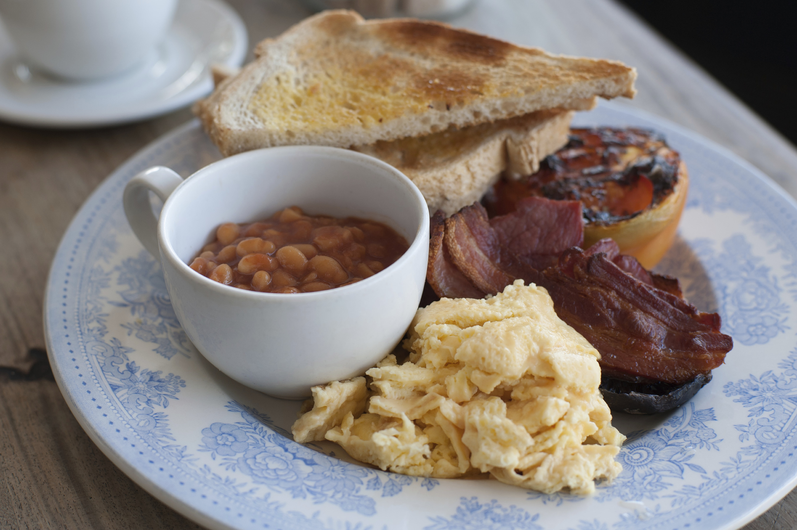 Traditional English Breakfast