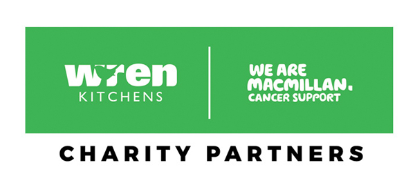 Charity Partners - Wren Kitchens and Macmillan
