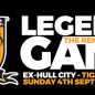 Ex-Hull City vs Barton (Wren)