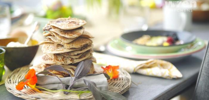 Linda Loves – Spring | Blueberry Pancakes