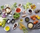 Linda Loves – Spring | Spring salad crudités with dips